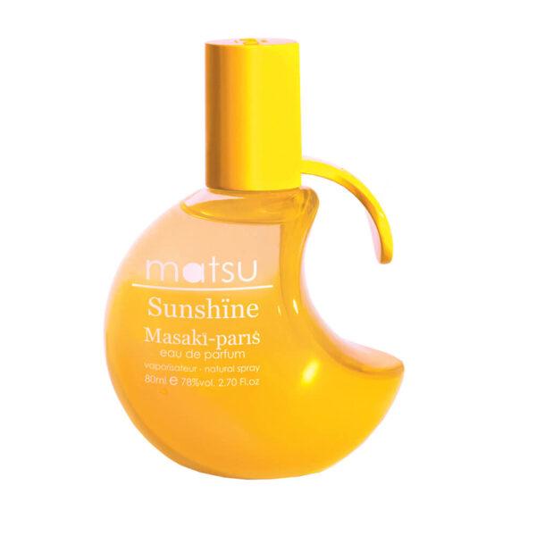 MASAKI MATSUSHIMA Matsu Sunshine – Eau de Parfum 80ml
